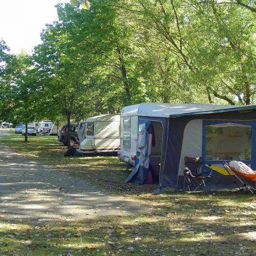 Camping Saint-Benoist-sur-Mer Le marais - Emplacement tente