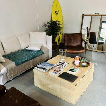 Hébergement de groupe Longeville-sur-Mer Manu surf Camp Beach house