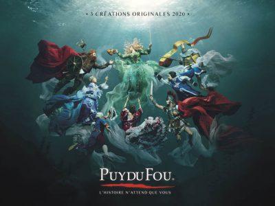Visuel Puy du Fou 2020