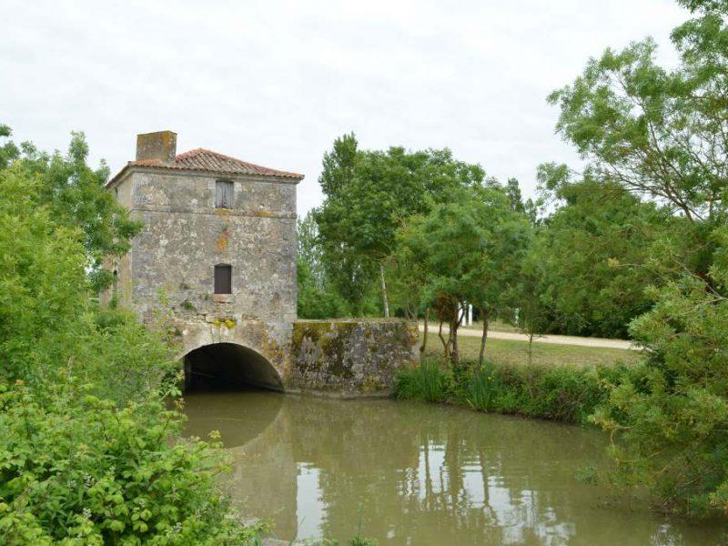 L'octroi d'Angles en Vendée
