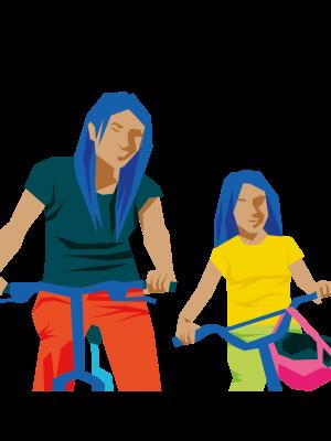 Pépites de l'équipe - Marie la cyclotouriste