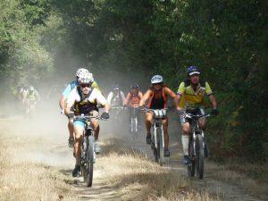 Vélo à Saint-Vincent-sur-Jard en Vendée