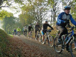 Vélo à Saint-Vincent-sur-Jard