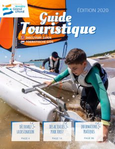 Guide Touristique 2020 - Destination Vendée Grand Littoral