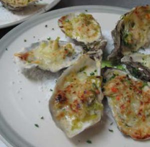 Recette-huîtres-gratinées