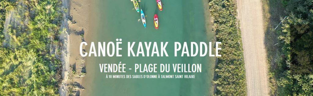 Entre Terre et Mer - Canoë Kayak Paddle