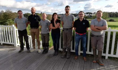 Equipe Golf Bluegreen - Port Bourgenay Vendée