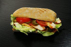 Vente à emporter - sandwichs