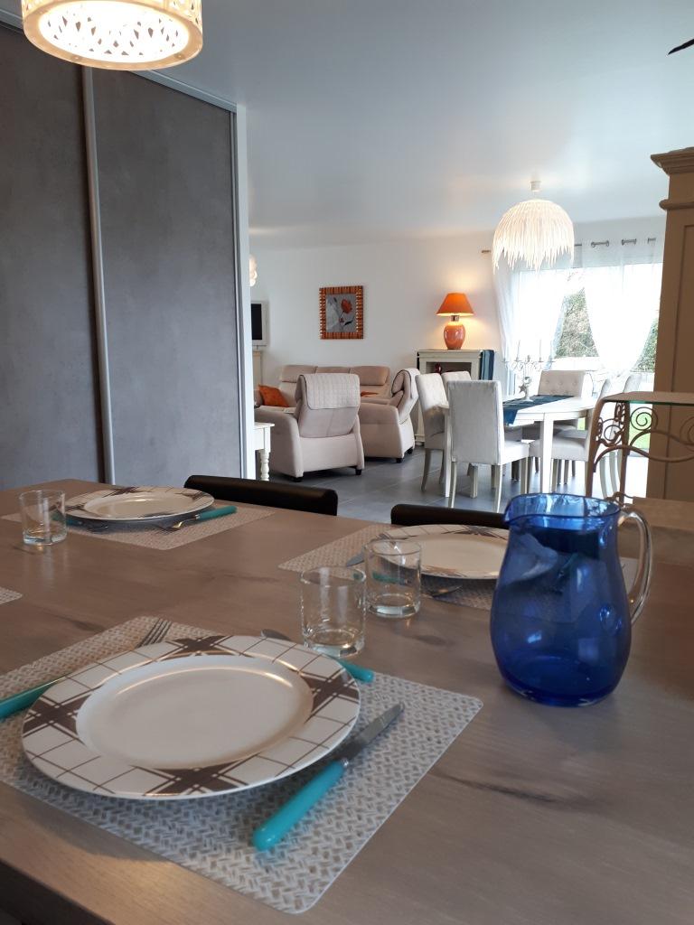 Maison du Payré, location de vacances à Talmont-Saint-Hilaire avec grand espace de vie