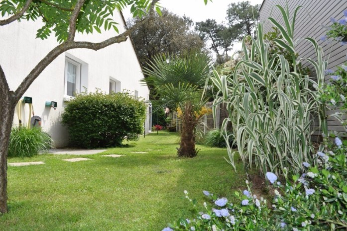 Villa Havène à Jard-sur-Mer - Jardin arboré