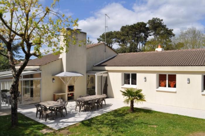Villa Havène à Jard-sur-Mer - Maison pour 9 personnes