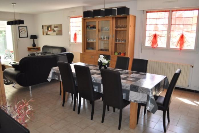 Villa Havène à Jard-sur-Mer - Séjour spacieux