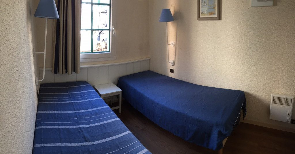 Braud Corinne - Appartement Port Bourgenay - Chambre