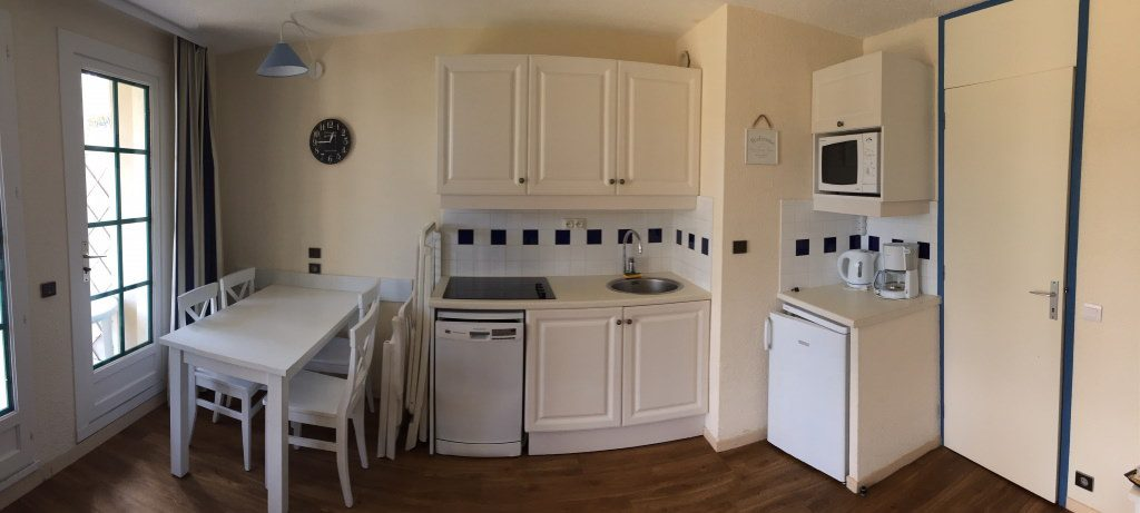 Braud Corinne - Appartement Port Bourgenay - Cuisine équipée