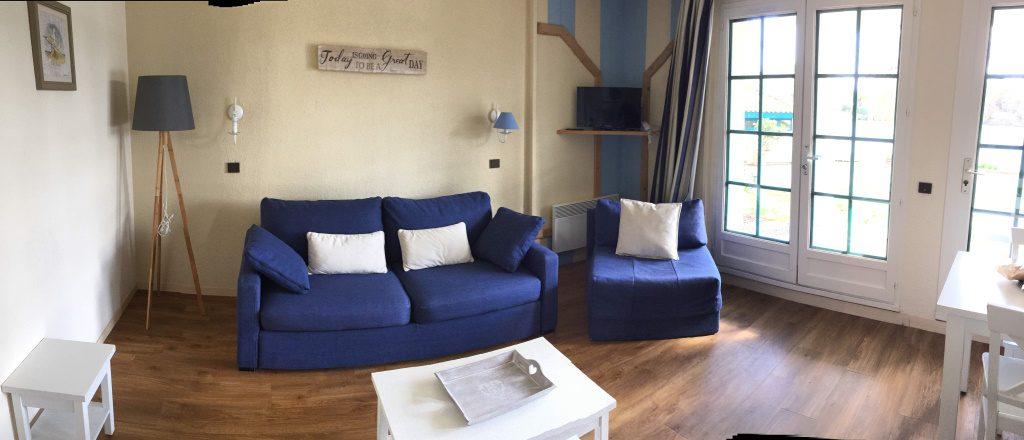 Braud Corinne - Appartement Port Bourgenay - Salon